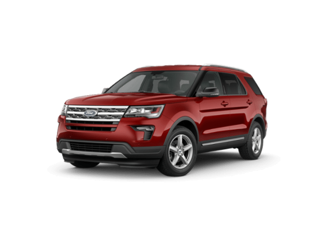 New 2018 Ford Explorer XLT XLT FWD in Arroyo Grande, CA